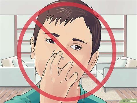 herpes nasale interno come curare l herpes sul naso 14 passaggi illustrato