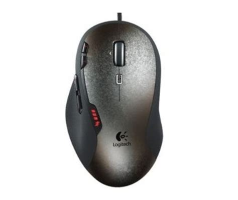 Mouse Gaming Logitech G500 logitech g500 review