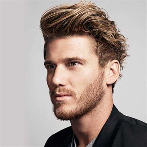 pompadour haircut mens fashionable pompadour hairstyles for 2017 mens