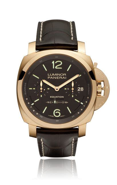 Luminor Panerai Turbilon Angka Black 1 officine panerai l astronomo luminor 1950 equation of time tourbillon oro rosa pam36501 my