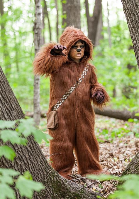 deluxe chewbacca costume  toddlers