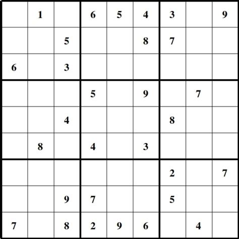 printable sudoku medium level sudoku puzzles medium level quotes