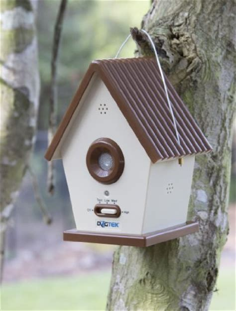 dog bark house dogtek sonic bird house bark control outdoor indoor dog supplies warning save up