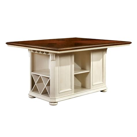 furniture of america dining table furniture of america counter height dining table