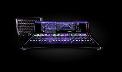 Design Home Audio Video System dlive s class allen amp heath