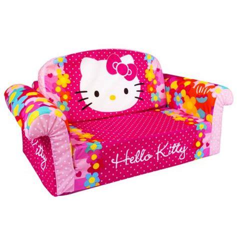 hello kitty flip sofa marshmallow hello kitty furniture flip open sofa walmart ca