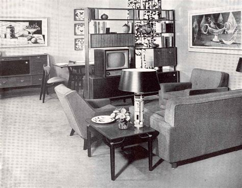 50s decor home miss retro s blog my dreams of a 1950s living room