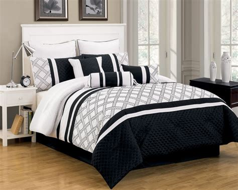 walmart black and white comforter black and white comforter set walmart home design ideas