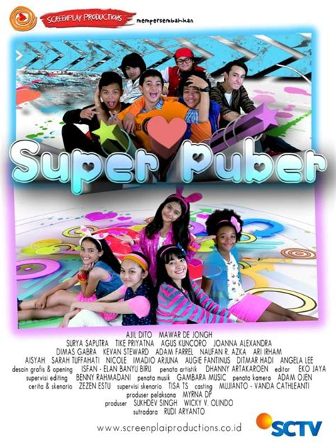film magic hour sctv ditangani penulis magic hour mukah super puber bikin
