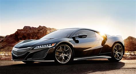 2017 acura nsx pricing announced