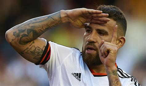 otamendi explains tattoo obsession allsoccerplanet