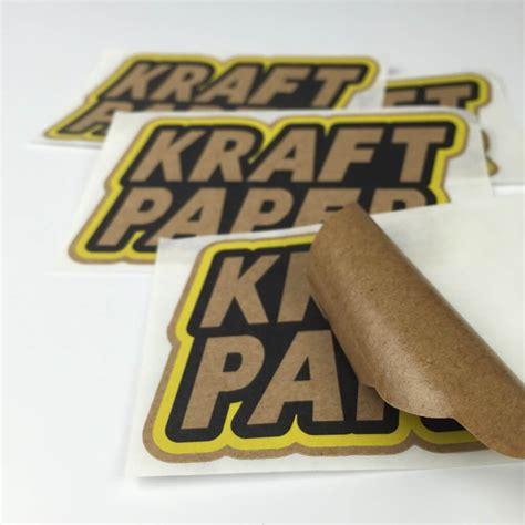 printable kraft paper stickers kraft paper stickers 183 stickersthatstick com