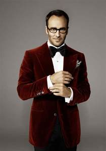 Tom Ford Tuxedo The The Himself None Other Than Tom Ford