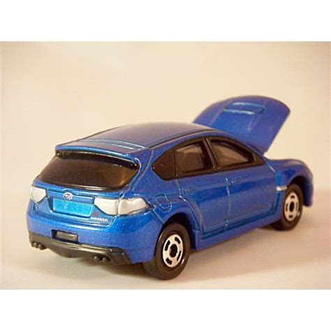 Tomica Subaru Wrx Tomica Subaru Impreza Wrx Sti Global Diecast Direct