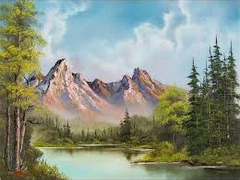 bob ross paintings buy la peinture a l huile c est pas difficile comment peindre