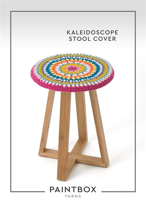 Bar Stool Cover Pattern by 25 Best Ideas About Stool Cover Crochet On