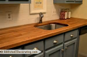 butcher block countertops from ikea on the cheap butcher block countertops warmth and appeal provided by