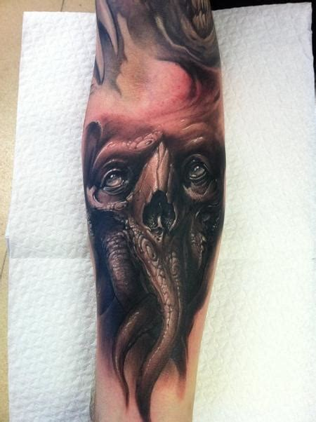 tommy lee tattoos creepy by wendtner tattoonow