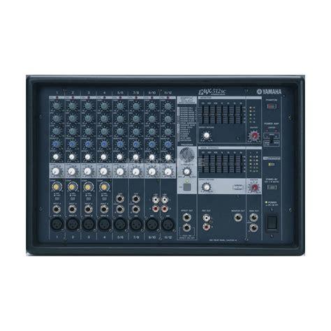 Power Mixer Yamaha Emx 512 Sc yamaha emx 512 sc 2x 500 watt powermixer
