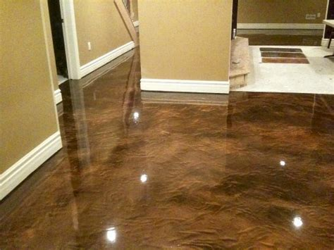 floors for basement epoxy floor coatings harmon concrete