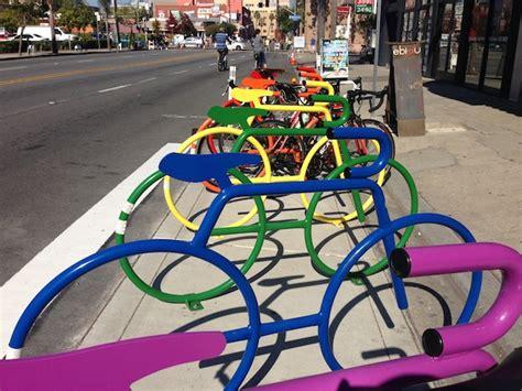 Bike Racks San Diego by Ciclosdias An Angeleno S Perspective Milestone Rides