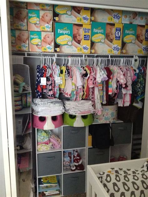 Baby Clothes Closet by The 25 Best Organization Ideas On