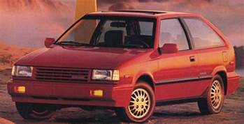 the 5 cheapest cars of 1989 the daily drive consumer