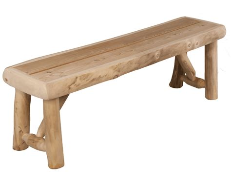 outdoor log bench aspen log outdoor bench rustic log furniture of utah