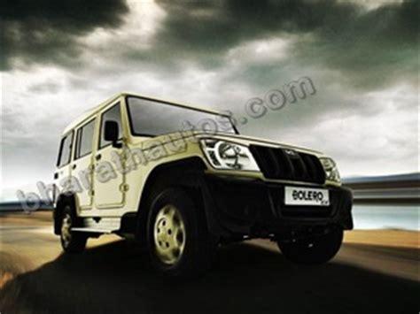 mahindra bolero top model 2014 mahindra s cut price version of bolero in the works