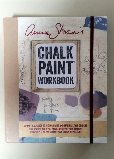chalk paint books sloan s chalk paint workbook retrostyle furniture