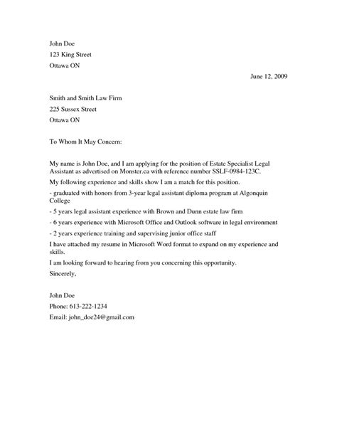 exle of an excellent cover letter outstanding cover letter exles for every search
