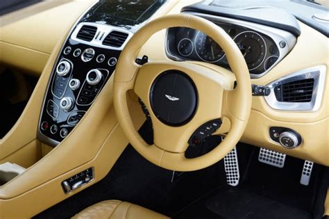 Aston Martin One 77 Interior by Aston Martin One 77 Review