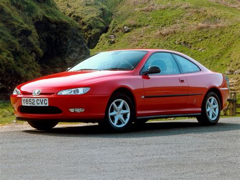 peugeot pininfarina 1997 peugeot 406 coupe pininfarina вехи