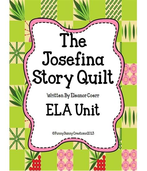 josefina cannot make tortillas books 8 best images about josephina story quilt on