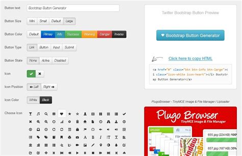 layout bootstrap generator twitter bootstrap goodies freebies designify