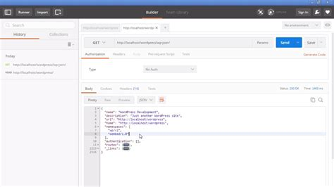 tutorial wordpress rest api how to use the wordpress rest api s index route