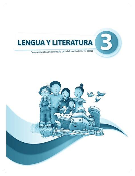 libro lengua y literatura 2 guia lengua tercer ano