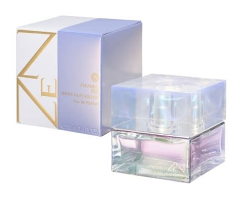 Shiseido Zen zen white heat edition shiseido perfume a fragrance for