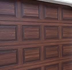 garage door painted like patina copper everything i
