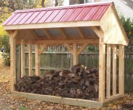 candi how to build a log shed from pallets