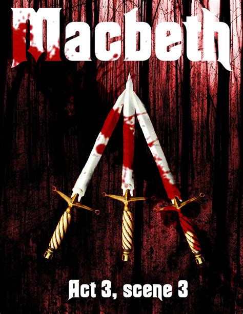 themes of macbeth act 3 brush up your shakespeare macbeth tallaght library yaps