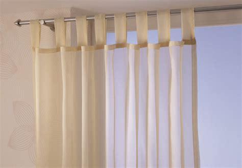 gardinen aufhangen ohne gardinenstange gardinen richtig befestigen obi ratgeber