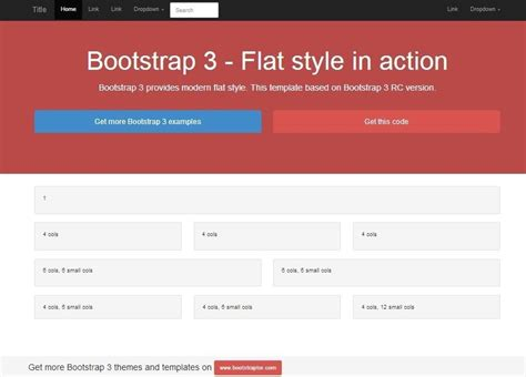 how to create bootstrap template a dummy s guide to bootstrap templates techno faq