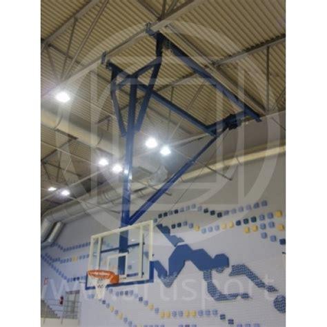 impianto a soffitto impianto basket sollevabile a soffitto