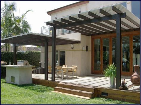 modern porch modern patio designs buena vista rear yard modern patio