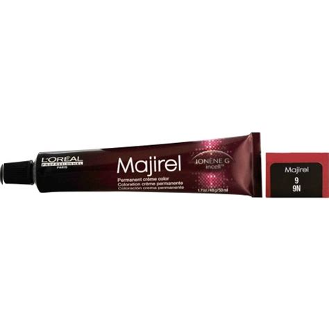 l oreal professional majirel 8 31 wbb permanent hair color 50ml hair and supplier loreal majirel ionene g incell permanent creme color 9 3 9g 1 7 oz chemical hair