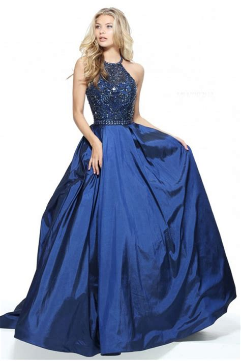 blue beaded gown blue beaded prom dresses plus size tops