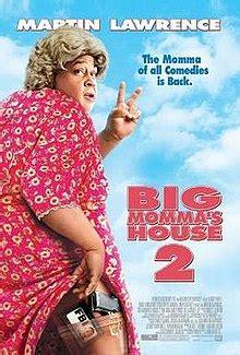 big mommas house 2 big momma s house 2 wikipedia