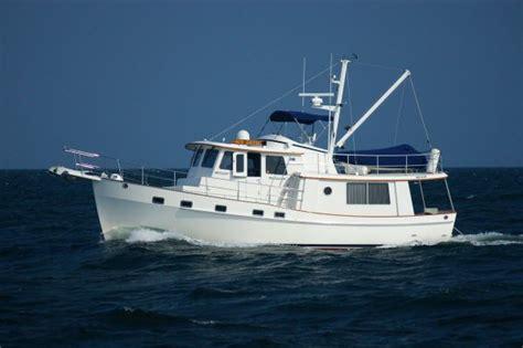 kadey krogen  trawler training delivery great loop gulfcoast yacht  boat show emerald coast