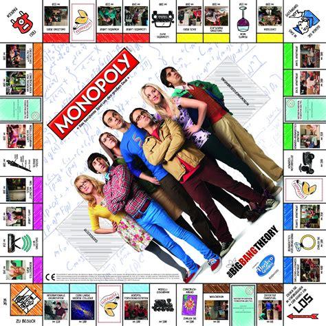Winning Monopoly The Big Theory Français by Monopoly The Big Theory Spiel Brettspiel Gesellschaftsspiel Neu Ebay